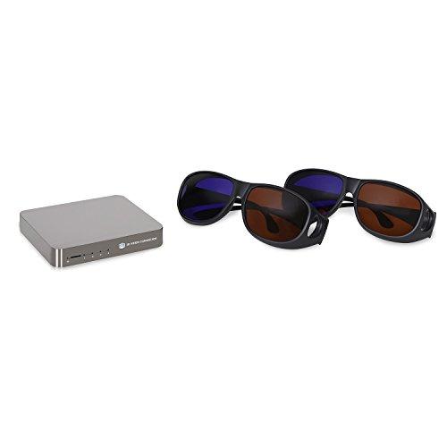 oneConcept 2D/3D-Video Konverter für Blu-ray, DVD, Laptop FullHD 1080p HDMI universal