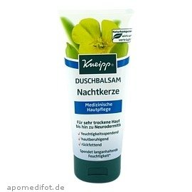 Kneipp Duschbalsam 200ml Nachtkerze, 6er Pack (6 x 200 ml)