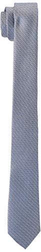 Strellson Premium Herren Krawatte, Blau (Navy 410), Einheitsgröße (Herstellergröße: One)