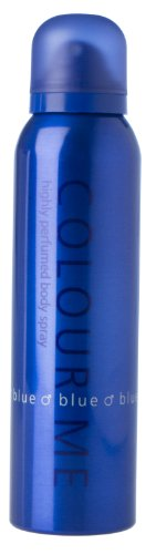 milton-lloyd couleur bleu Me Spray Corporel, 150 ml