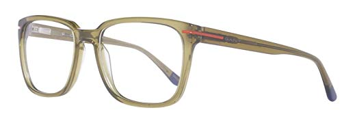 GANT Herren Brillengestelle Brille GA310552096, Olive, 55