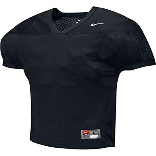 Nike Velocity 2.0 Men\'s Practice Football Jersey - Schwarz Gr. XL