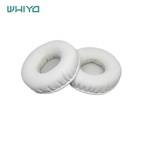 Whiyo - Almohadillas de Repuesto para Auriculares JBL T450BT T 450 BT (1 par)