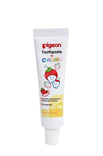 Pigeon Children Toothpaste (Strawberry)