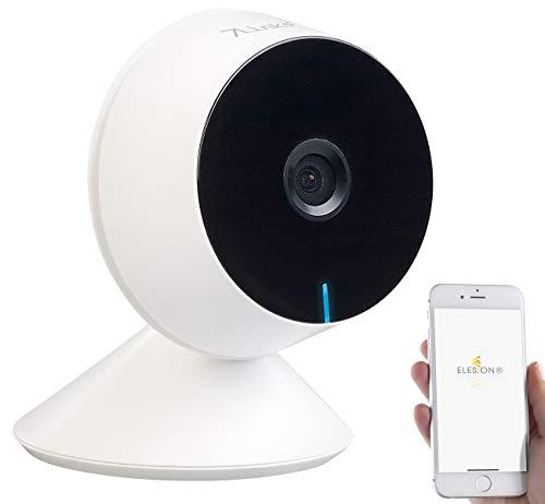 7links WLAN Kamera: Full-HD-IP-Überwachungskamera, WLAN, IR-Nachtsicht, Alexa Show-kompat. (WLAN Kameras)