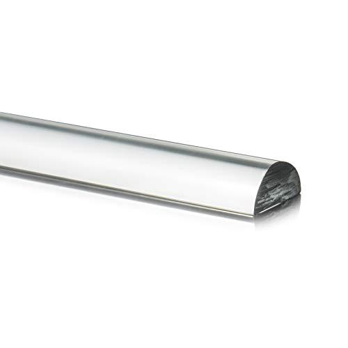 [DQ-PP] 60cm acrylique seuil de porte transparente douche 10x5mm