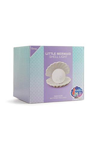 lle Die kleine Meerjungfrau Muschel Lampe ()