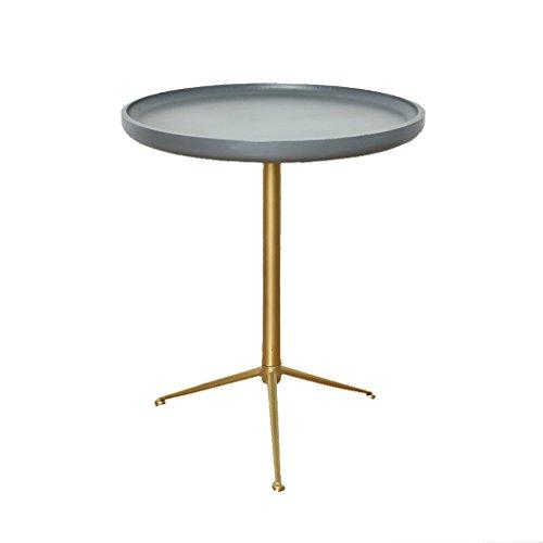 Tische Tee Tisch Couchtisch American Minimalist Imitation Zement Wohnzimmer Einfache Schmiedeeisen...