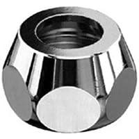 Schell/ /Die drei-Sterne-Ablaufventil OMAT WC mit Griff 3//4/chrom