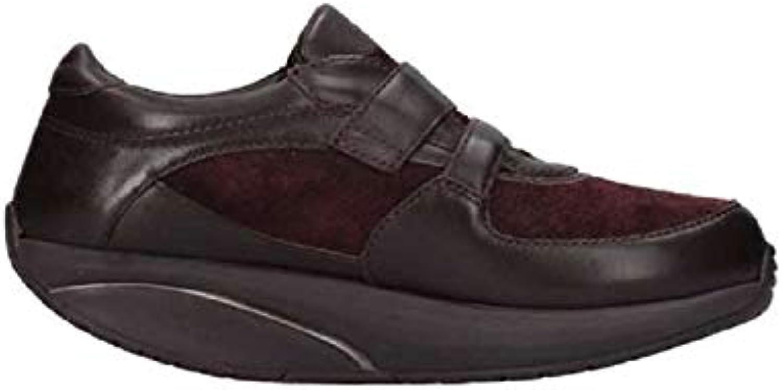 Mr.   Ms. MBT scarpe da da da ginnastica Donna PATA6SSTRAPBLKCAFCAFFE Pelle Marronee Grande classificazione Riduzione del prezzo Buona qualità | Materiali Di Prima Scelta  | Scolaro/Ragazze Scarpa  a699cd