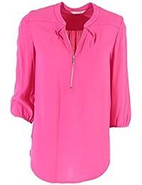 Camisa Naf Naf Modelo Indian Pink, fucsia, 40
