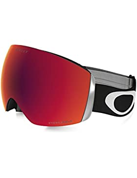 Oakley Flight Deck Gafas deportivas, Oversized, 000, Matte Black