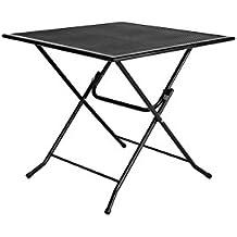 Gartentisch 80x80 Klappbar Excellent Teak Tisch X New Teaktisch