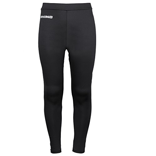 rhino-base-layer-tights-junior-sport-compression-fit-unisex-thermal-pants-black-xsy-7-8-yrs