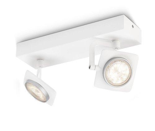"""'Philips LED Spots """"du Millénaire 2pièces 531923116"""
