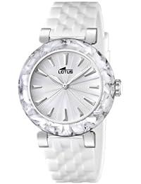 e6d3726b327a Amazon.es  Lotus - Silicona   Relojes de pulsera   Mujer  Relojes