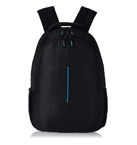 Outbox Polyester 15 L School Bag with Laptop Compartment (Blue) Image 2