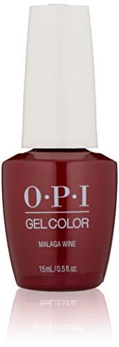 OPI GelColor Esmalte De Gel De Uñas Color Malaga
