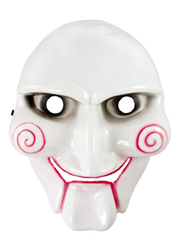 Maske Jig Saw Karneval Fasching Halloween