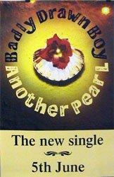 Music - Alternative Rock Posters: Badly Drawn Boy - Pearl Poster - 76x51cm