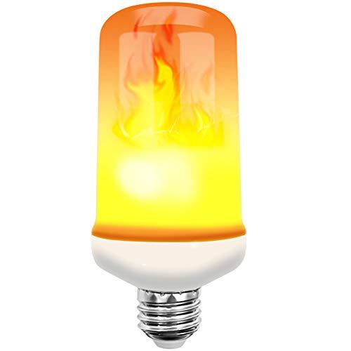 Flamme Glühbirne, Effekt Glühbirne mit mehr Modi, E26 / E27 / B22 LED Birne, dekoratives Licht für Halloween, Weihnachten, Haus, Restaurants, Bar Party und so weiter