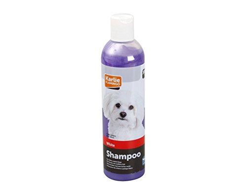 Karlie Shampoo Für weißes Fell, 300 ml (Weiß Hundeshampoo Weiß)