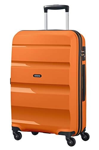 American Tourister Bon Air - Spinner Medium Koffer, 66 cm, 57,5 Liter, Tangerine Orange - 57.5