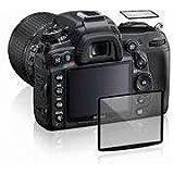Maxsimafoto - Protection d'écran en verre pour Nikon D7100 D7200