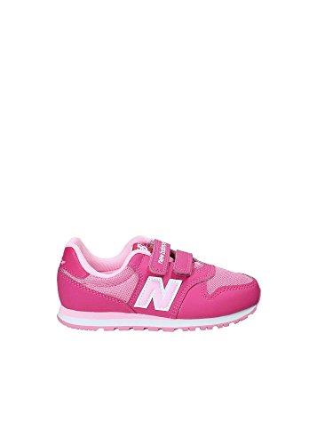 New Balance - New Balance 500 Sneaker Fuxia Rosa - Pink, 37,5 Rosa Dock