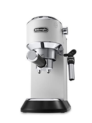 DeLonghi EC685-BK 1300-Watt Semi Automatic Coffee Machine (Black and Metallic)