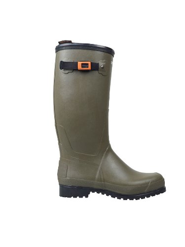 Tretorn Nimrod Stiefel Green, Green, 47 - Schuhe Tretorn