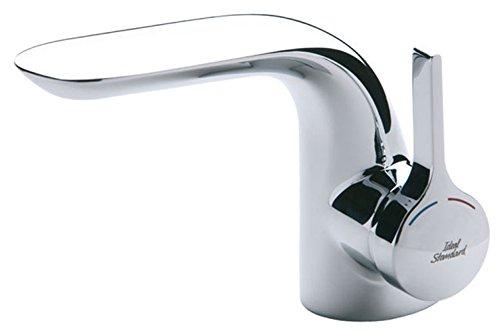 Preisvergleich Produktbild Ideal Standard A4260AA Waschtisch Armatur Melange verchromt mit Ablaufgarnitur Einhebelmischer