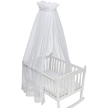 barre pour voile baldaquin. Support dinstallation du ciel de lit bébé 100% Union Européenne Callyna®