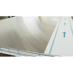3mm x 500mm x 500mm ALUMINIUMBLECH PLATTE ALU BLECH ALUMINIUM TAFEL VON STAHLOG