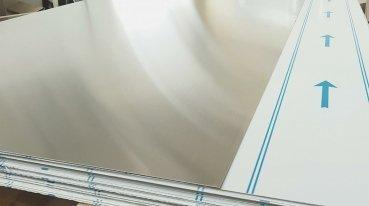 Aluminium-platte (5mm x 200mm x 200mm ALUMINIUMBLECH PLATTE ALU BLECH ALUMINIUM TAFEL VON STAHLOG)