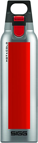 Sigg 8584.10 Sigg Hot&Cold One Accent Red 0.5 L