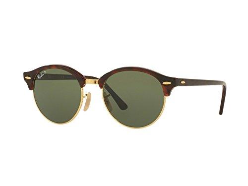 occhiali-da-sole-polarizzati-ray-ban-clubround-rb4246-c51-990-58