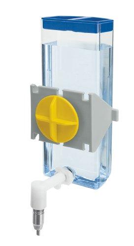 Ferplast 84674070 Nager-Trinkautomat SIPPY 4674 MEDIUM, Befestigung am Gitter oder an glatten Oberflächen, Inhalt: 300 ml