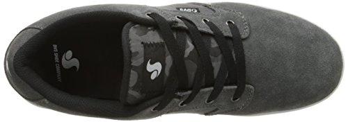 DVS Shoes - Quentin, Pantofole Uomo Grau (Grey Black Camo)