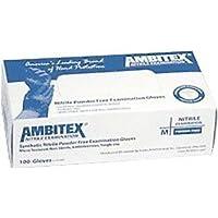 AMBITEX Non-Sterile Powder-Free General Purpose Latex Glove Medium (Box of 100) by TRADEX INTERNATIONAL INC preisvergleich bei billige-tabletten.eu