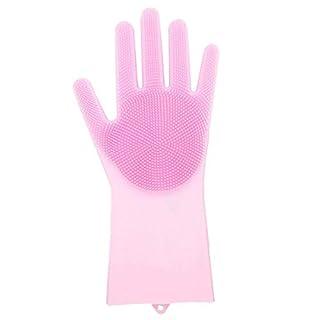 AIHOME Handschuhe Haustier Sauber Küche Abwasch Reinigungs Hitzebeständig Handschuh Für Reinigung, Haushalt, Geschirrspülen, Autowäsche, Tierpflege