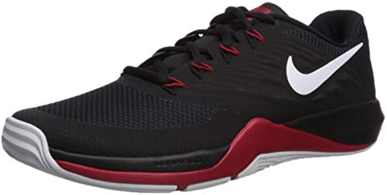 NIKE Men's Lunar Prime Iron II II II Sneaker, Black/White - Anthracite - Gym Red, 7.5 Regular US | Di Nuovi Prodotti 2019  | Qualità Affidabile  | Scolaro/Signora Scarpa  | Uomini/Donne Scarpa  ed608d