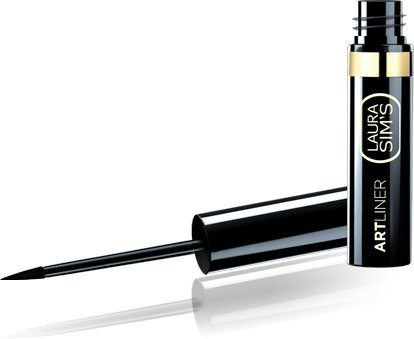Laura Sim'S - Eye Liner Regard Intense Noir 3,5 Ml