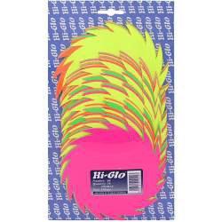 Hi-Glo Swirls Pack of 50 (620270)