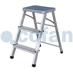 Cofan 09401040 - Taburete (aluminio, 3,25 m)