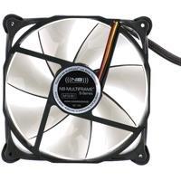 Noiseblocker Multiframe M12-2 - Ventilador de PC (Ventilador, Carcasa del ordenador, 12 cm, Negro, 4.5V, 12 cm)