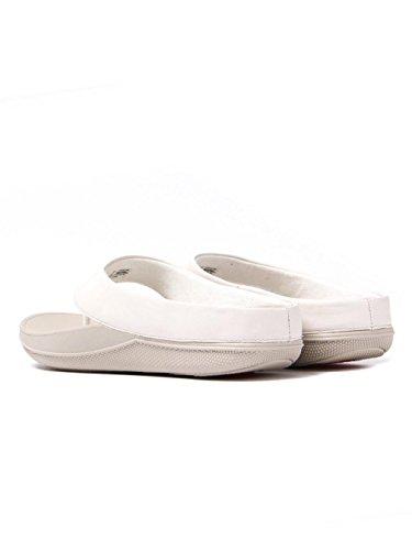 Superlight Ringer Toe Post - Urban White Leather Urban Bianco