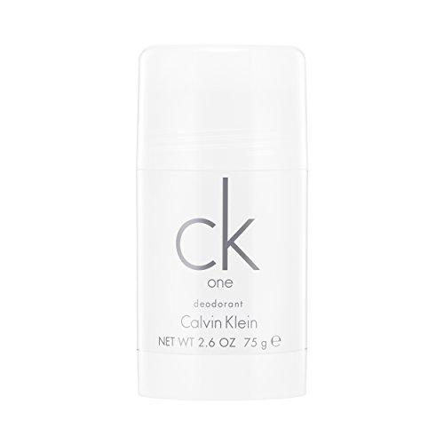 Calvin Klein CK One Deodorante Stick, Unisex, 75 gr