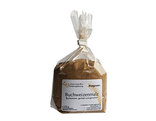 Leidenschaft-Brot – Buchweizenmalz 250 g