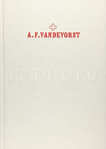 A.F.Vandevorst: Ende Neu (Hannibal Kostüme)